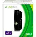 Xbox 360 250GB(新型モデル) 【同時購入でポイントプレゼント対象ゲーム機0624】