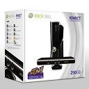 Xbox360 250GB + Kinect (スペシャル エディション) 【予約特典:「Kinect アドベンチャー ! 」...