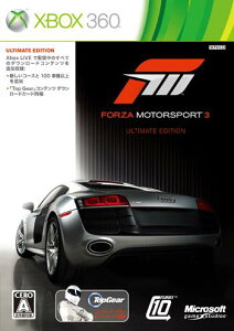 【送料無料】Forza Motorsport 3 ULTIMATE EDITION