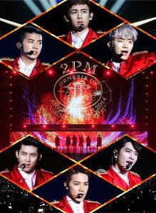ARENA TOUR 2014 GENESIS OF 2PM 【初回生産限定盤】 [ 2PM ]
