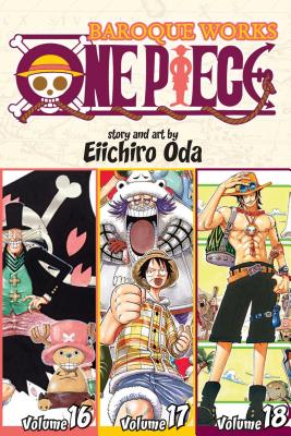 One Piece: Baroque Works, Volumes 16-18画像