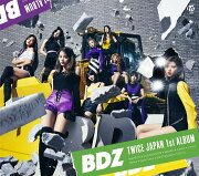 BDZ (初回限定盤A CD+DVD)