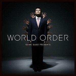 【送料無料】WORLD ORDER(CD+DVD) [ WORLD ORDER ]