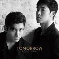 【楽天ブックス限定先着特典】TOMORROW (CD+スマプラ) (コンパクトミラー付き)