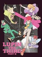 ルパン三世PartIII Blu-ray BOX【Blu-ray】