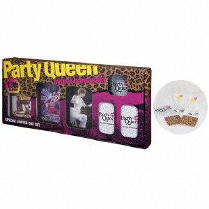 【送料無料】『Party Queen』SPECIAL LIMITED BOX SET(ALBUM+4枚組DVD)