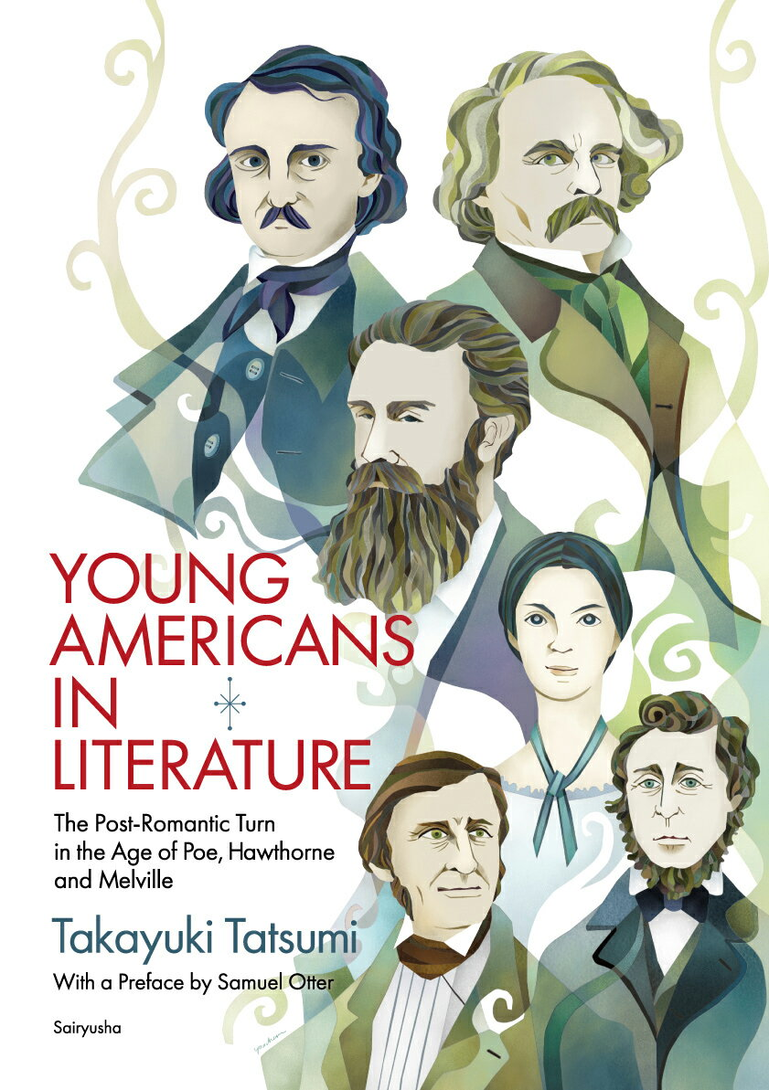 YOUNG AMERICANS IN LITERATURE画像