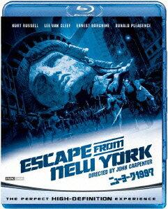ニューヨーク1997【Blu-ray】 [ カート・ラッセル ]