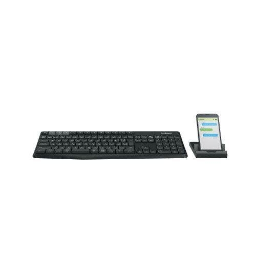 マルチデバイス ワイヤレス キーボード&スタンド セットモデル