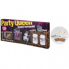 【送料無料】『Party Queen』SPECIAL LIMITED BOX SET(ALBUM+3枚組DVD+Blu-ray)