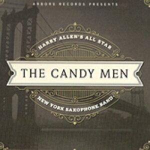 【輸入盤】Candy Men - All Star New York Saxophone Band [ Harry Allen / Eric Alexander ]