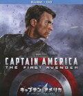 キャプテン・アメリカ ザ・ファースト・アベンジャー ブルーレイ+DVDセット【Blu-ray】