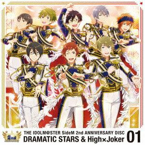 ゲームミュージック, その他 THE IDOLMSTER SideM 2nd ANNIVERSARY DISC 01 DRAMATIC STARS HighJoker