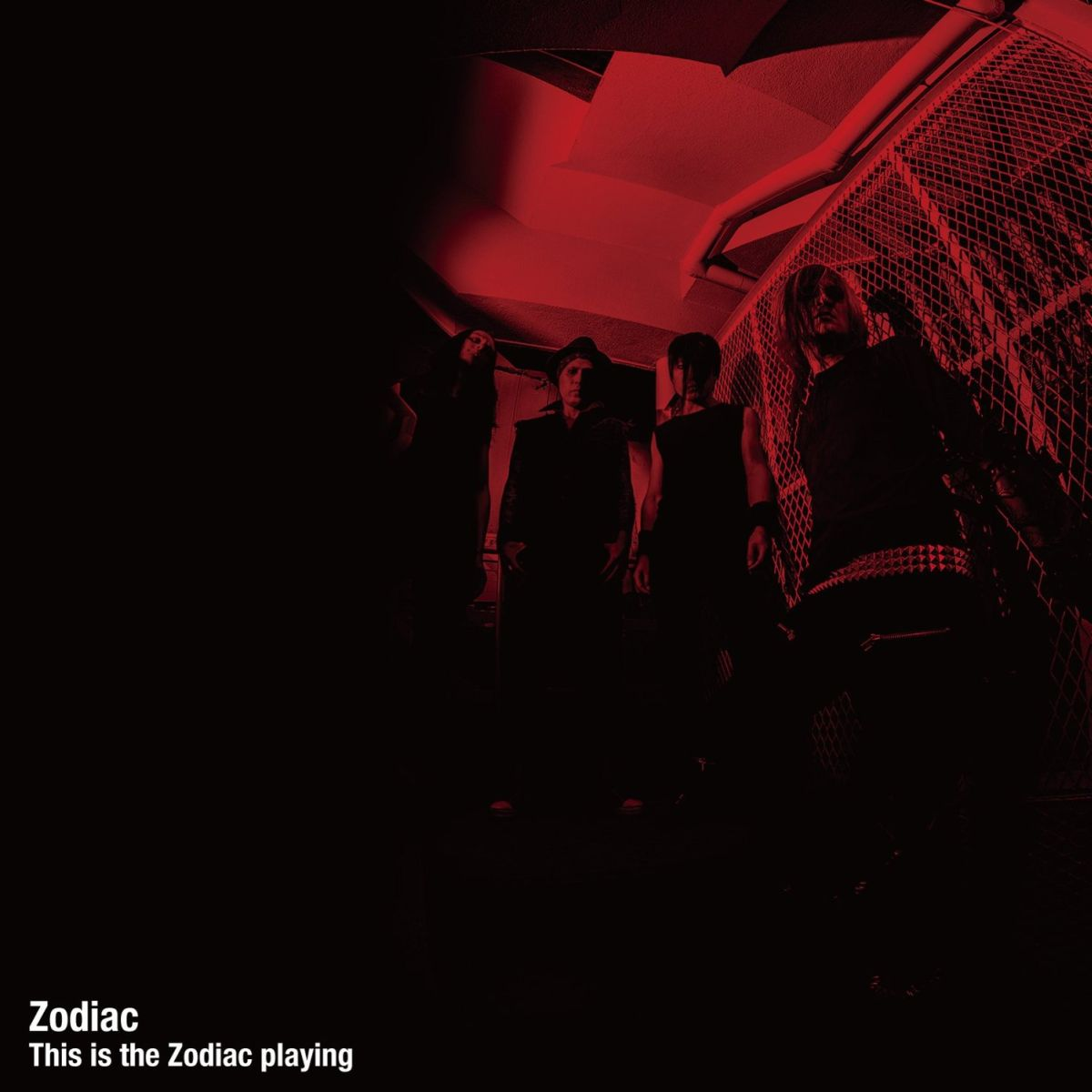 COMPLETE WORKS CD『THIS IS THE ZODIAC PLAYING』画像
