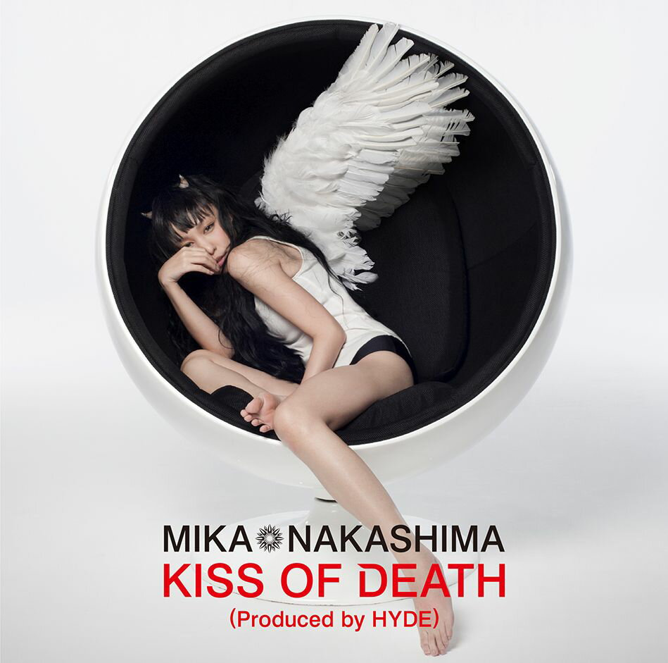 KISS OF DEATH(Produced by HYDE) (初回限定盤B CD+DVD)画像