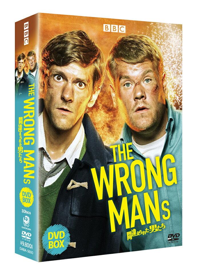THE WRONG MANS/間違えられた男たち DVD-BOX画像