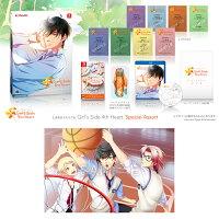 【楽天ブックス限定特典】ときめきメモリアル Girl's Side 4th Heart Special Assort(描きおろし B2布ポスター)