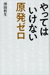 「やってはいけない原発ゼロ」澤田哲生