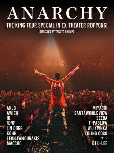 THE KING TOUR SPECIAL in EX THEATER ROPPONGI【Blu-ray】画像