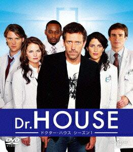 【送料無料】Dr.HOUSE/ドクター・ハウス シーズン1 バリューパック [ ヒュー・ローリー ]