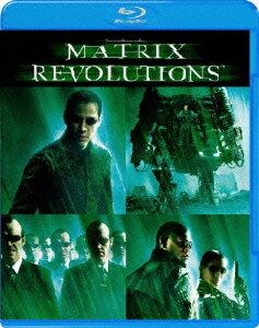 マトリックス レボリューションズ【Blu-ray】