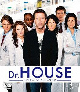 【送料無料】Dr.HOUSE/ドクター・ハウス シーズン2 バリューパック [ ヒュー・ローリー ]