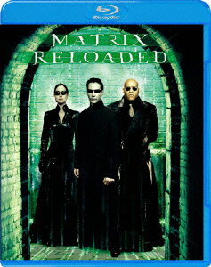【送料無料】【BD2枚3000円5倍】マトリックス リローデッド【Blu-ray】 [ キアヌ・リーヴス ]