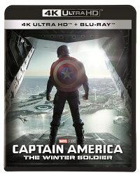 キャプテン・アメリカ/ウィンター・ソルジャー 4K UHD【4K ULTRA HD】