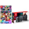 Nintendo Switch Joy-Con(L)/(R) グレー + マリオカート8 デラックスの画像