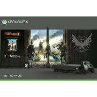 Xbox One X (ディビジョン2 同梱版)の画像