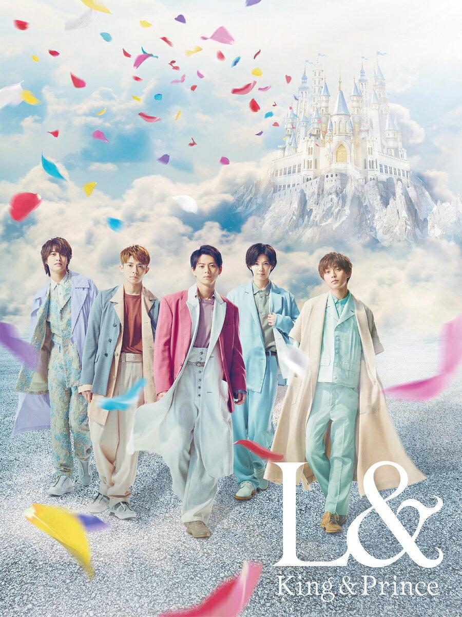 邦楽, ロック・ポップス L (A CDDVD) King Prince