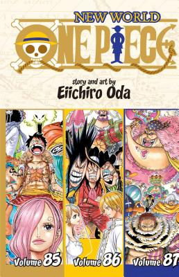 One Piece (Omnibus Edition), Vol. 29, Volume 29: Includes Vols. 85, 86 & 87画像