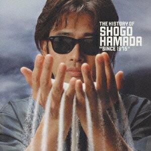 【楽天ブックスならいつでも送料無料】THE HISTORY OF SHOGO HAMADA SINCE 1975 [ 浜田省吾 ]