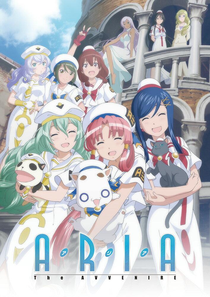 ARIA The AVVENIRE【Blu-ray】画像