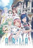 ARIA The AVVENIRE【Blu-ray】