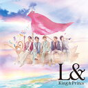 L& (初回限定盤B CD+DVD) [ King & Prince ]