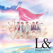 L& (初回限定盤B CD+DVD)