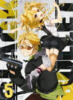 ブラック・ブレット 第5巻【Blu-ray】