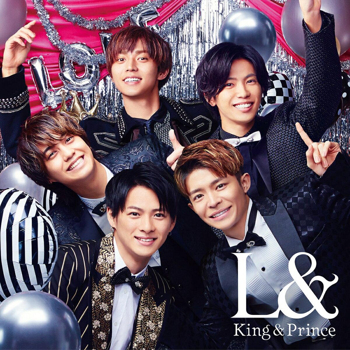 邦楽, ロック・ポップス L () King Prince