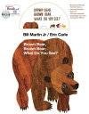 【楽天ブックスならいつでも送料無料】BROWN BEAR BROWN BEAR WHAT DO YU S(P/CD) [ ERIC CARLE ]