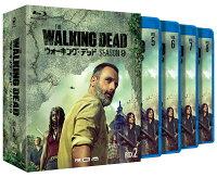 ウォーキング・デッド9 Blu-ray BOX-2【Blu-ray】