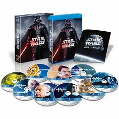 スター・ウォーズ コンプリート・サーガ ブルーレイコレクション<9枚組> 【初回生産限定】 【Blu-ray】