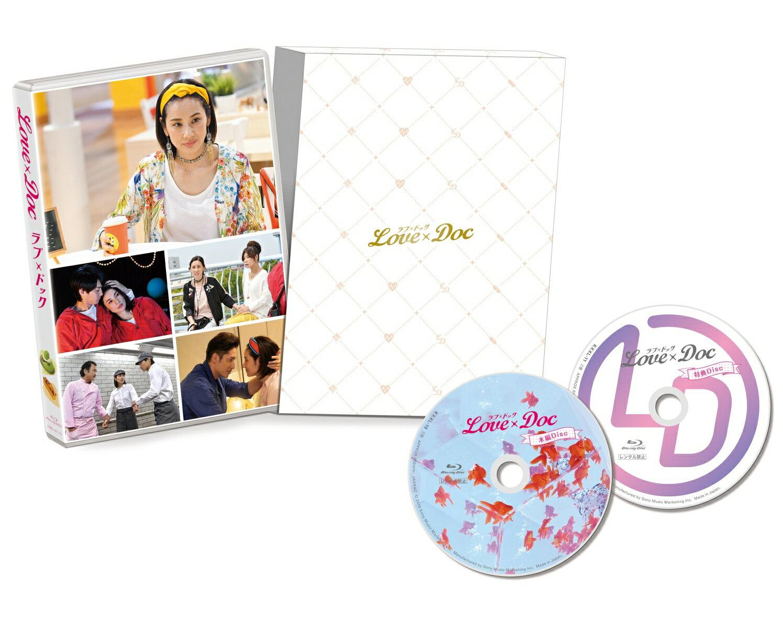 ラブ×ドック(初回生産限定盤)【Blu-ray】