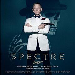 【楽天ブックスならいつでも送料無料】『007/スペクター』オリジナル・サウンドトラック [ トー...