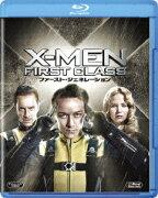 X-MEN:ファースト・ジェネレーション【Blu-ray】