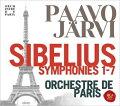 【輸入盤】交響曲全集 パーヴォ・ヤルヴィ&パリ管弦楽団(3CD)