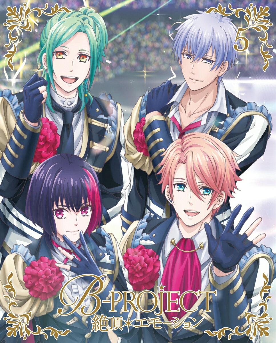 キッズアニメ, その他 B-PROJECT 5()Blu-ray