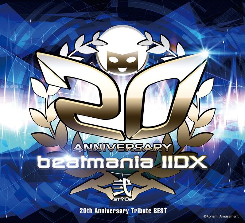 beatmania 2DX 20th Anniversary Tribute BEST画像