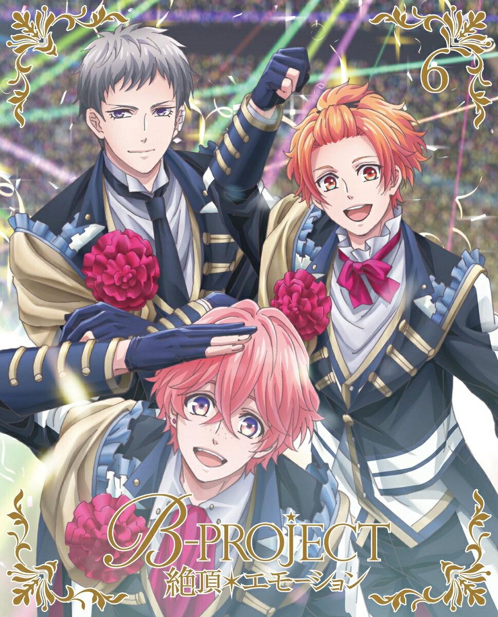 キッズアニメ, その他 B-PROJECT 6()Blu-ray