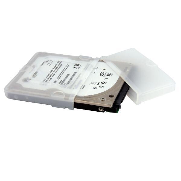 2.5インチHDDハードディスク用シリコンカバーケース